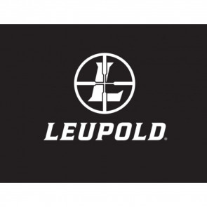 "LEUPOLD DECAL VERTICAL 6"" WHITE"