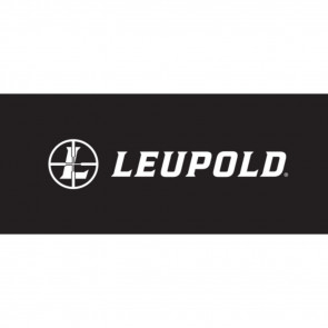 LEUPOLD DECAL HORIZONTAL 12IN WHITE