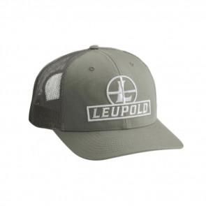 RETICLE TRUCKER HAT - LODEN GREEN