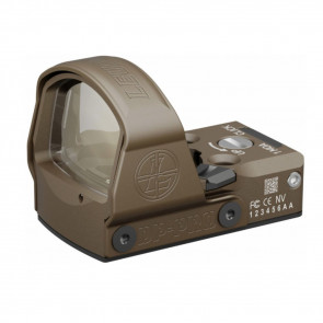 DELTAPOINT PRO NIGHT VISION - DARK EARTH, 2.5 MOA