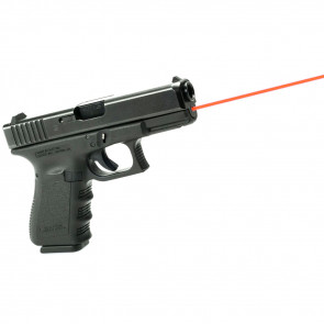 RED GLOCK GUIDE ROD LASER - GEN 1-3 MODEL 19, 23, 32, 38