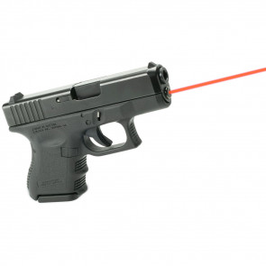 RED GLOCK GUIDE ROD LASER - GEN 1-3 MODEL 26, 27, 33