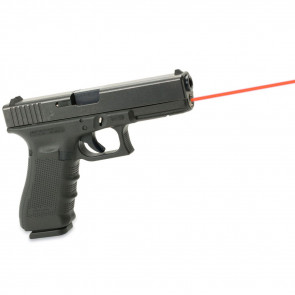 RED GLOCK GUIDE ROD LASER - GEN 4 MODEL 17, 34