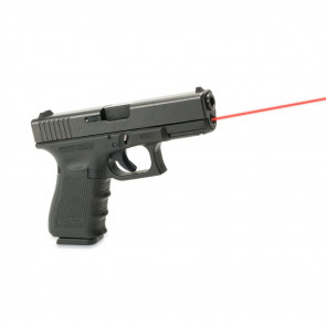 RED GLOCK GUIDE ROD LASER - GEN 4 MODEL 19