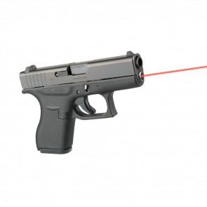 GUIDE ROD LASER RED FOR GLOCK 42