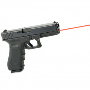 RED GLOCK GUIDE ROD LASER - GEN 4 MODEL 22, 35