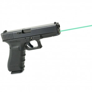 GREEN GLOCK GUIDE ROD LASER - GEN 4 MODEL 22, 31, 35