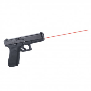 RED GLOCK GUIDE ROD LASER - GEN 5 MODEL 17, 17 MOS, 34 MOS
