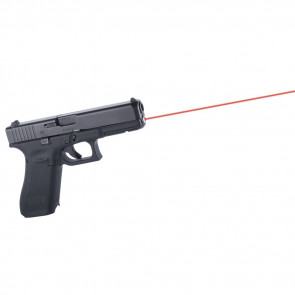 GREEN GLOCK GUIDE ROD LASER - GEN 5 MODEL 17, 17 MOS, 34 MOS