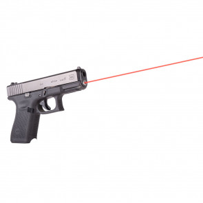 GLOCK GUIDE ROD LASER - RED