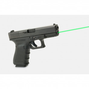 GREEN GLOCK GUIDE ROD LASER - GEN 5 MODEL 19, 19 MOS, 19X, 45