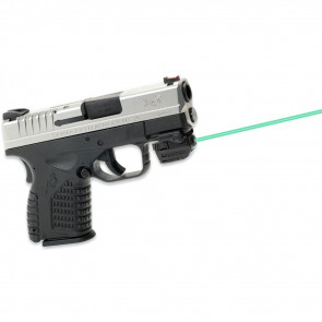 MICRO LASER GREEN 3/4IN OF RAIL SPACE