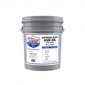 LUCAS EXTREME DUTY GUN OIL - 5 GAL. PAIL