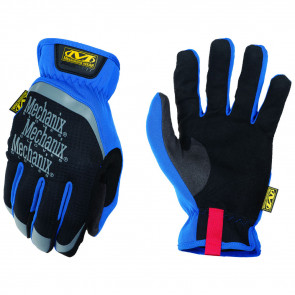 FASTFIT GLOVE - BLUE, 2X-LARGE