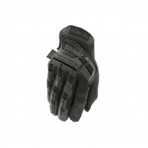 0.5MM M-PACT GLOVES - BLACK, LARGE