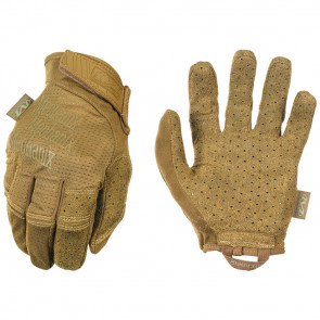 SPECIALTY VENT GLOVE - COYOTE, SMALL