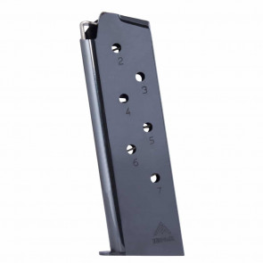 COLT GOVT 45 ACP BLUED 7RD MAGAZINE