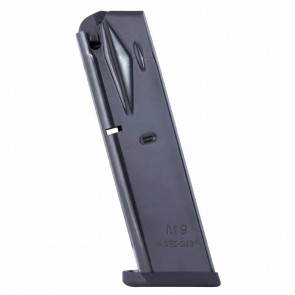 BER 92 9MM BL 10RD MAGAZINE