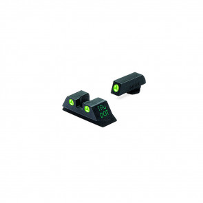 GLOCK TRU-DOT NIGHT SIGHT - MODEL 17 / 19 / 22 / 23