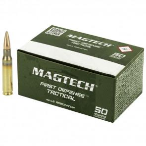 TACTICAL & SNIPER 7.62X51MM FMJ 147GR 50RD BOX