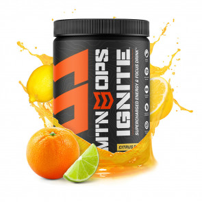 IGNITE SUPERCHARGED ENERGY & FOCUS - CITRUS BLISS