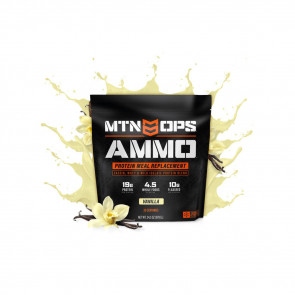 AMMO - WHEY PROTEIN MEAL REPLACEMENT, VANILLA
