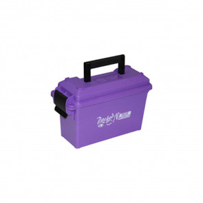 AMMO CAN 30 CALIBER TALL - PURPLE