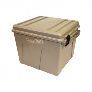 AMMO CRATE UTILITY BOX DARK EARTH