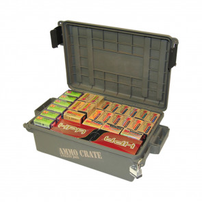 AMMO CRATE UTILITY BOX 17.2 X 5.5 - ARMY GREEN