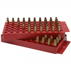 UNIVERSAL RELOADING TRAY - RED