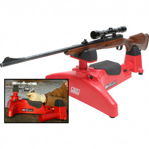 PREDATOR SHOOTING REST - RED