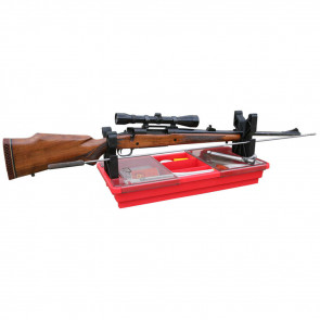 PORTABLE RIFLE MAINTENANCE CENTER - RED