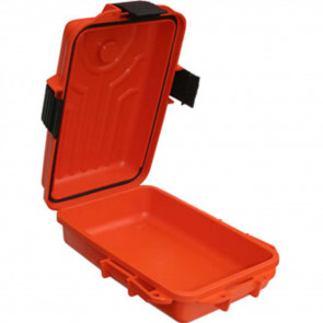 "SURVIVOR DRY BOX - 9.8"" X 6.8"" X 3.0"" - ORANGE"