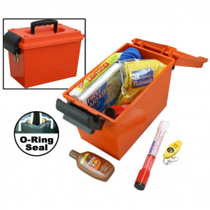 SPORTSMENS DRY BOX - ORANGE