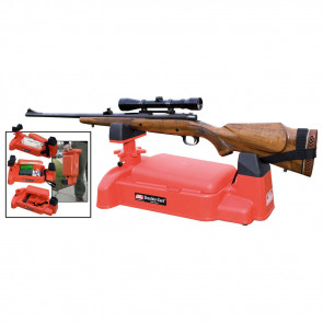 SHOULDER GARD RIFLE REST - RED