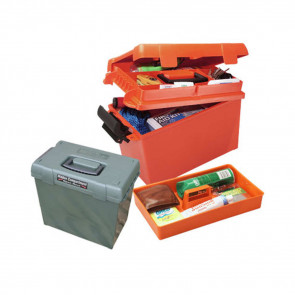 "SPORTSMEN'S PLUS UTILITY DRY BOX - 15"" X 8.8"" X 13"" - ORANGE"