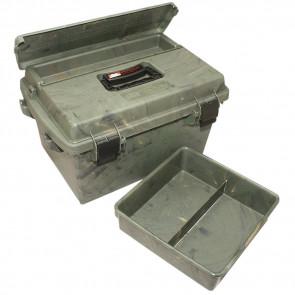 """SPORTSMEN'S PLUS UTILITY DRY BOX - 18.5"""" X 13"""" X 10"""" - WILD CAMO"""