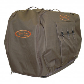 BEDFORD BROWN UNINSULATED KENNL COVR XL