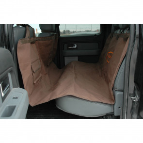 HAMMOCK STYLE SEAT COVER - BROWN