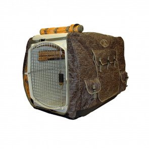 DUCKS UNLIMITED INSULATED KENNEL COVER - BOTTOMLAND, X-LARGE
