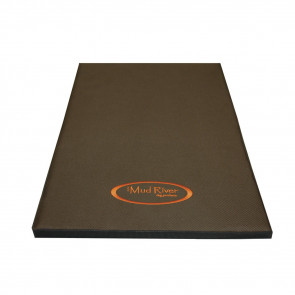 "MUD RIVER CRATE PAD - BROWN - 30"" X 18"" X 1"""