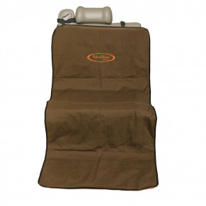 SHOTGUN SINGLE SEAT COVER BROWN