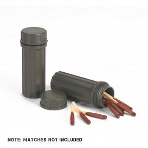 WATERPROOF MATCH HOLDER - 2 PACK