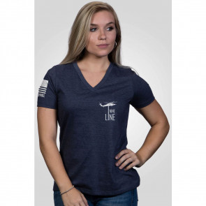WOMEN'S AMERICA T-SHIRT NAVY