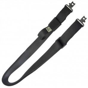 THE ORIGINAL SUPER-SLING 2+ - BLACK, WITH SWIVELS