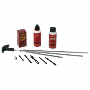 UNIVERSAL CLEANING KIT ALUMINUM RODS CLAM SHELL