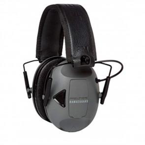 PELTOR SPORT RANGEGUARD ELECTRONIC HEARING PROTECTOR - GRAY/BLACK