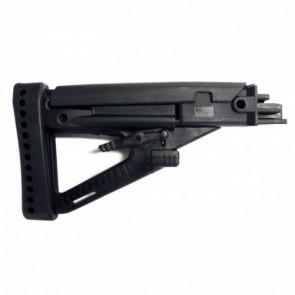 ARCHANGEL® OPFOR® AK-SERIES (4) POSITION ADJUSTABLE BUTTSTOCK - BLACK, POLYMER