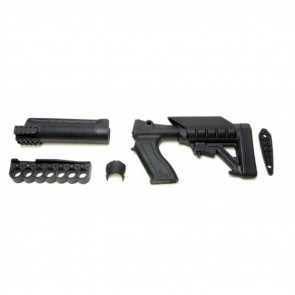 ARCHANGEL TACTICAL STOCK SYSTEM WITH RECEIVER MOUNT SHELL CARRIER - REMINGTON 870®