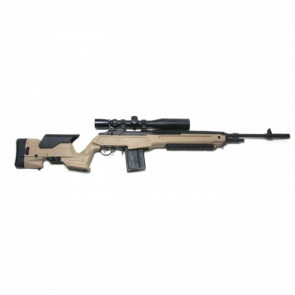 ARCHANGEL M1A PRECISION STOCK - DESERT TAN